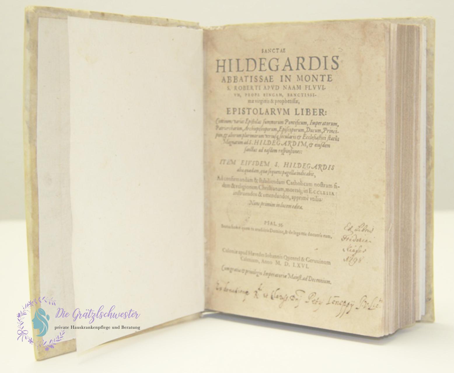 Hildegard von Bingen Medizin